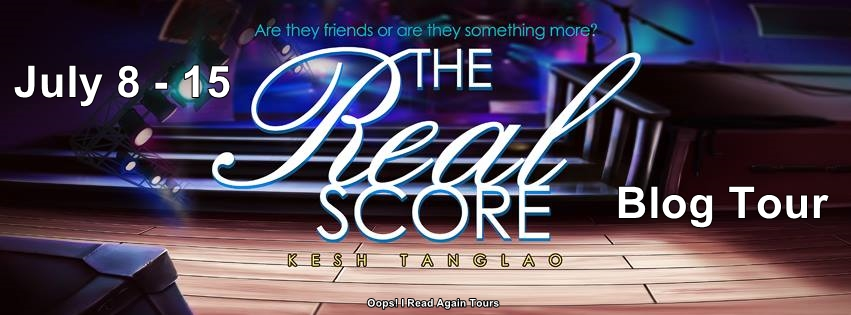 The Real Score Blog Tour