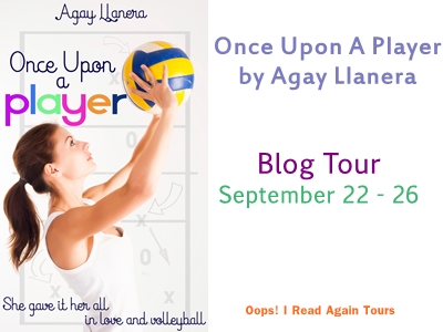 once upon a player blog tour