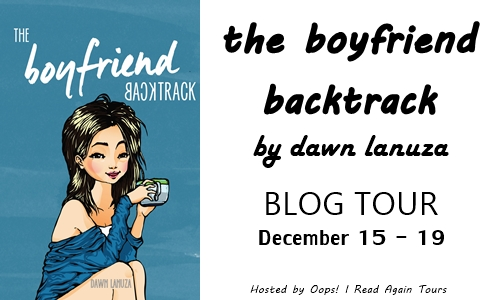 The Boyfriend Backtrack blog tour