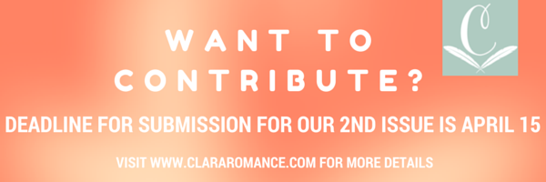 ClaraRomance Call-for-Submissions.