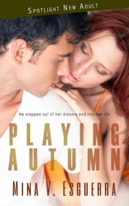 Playing Autumn by Mina V Esguerra