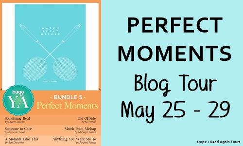buqoYA Perfect Moments book tour